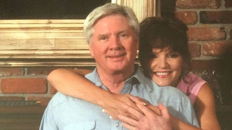 Tex McIver and Diane