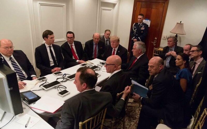 Trump team