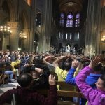 Paris Police Shoot Notre Dame Cathedral Attacker