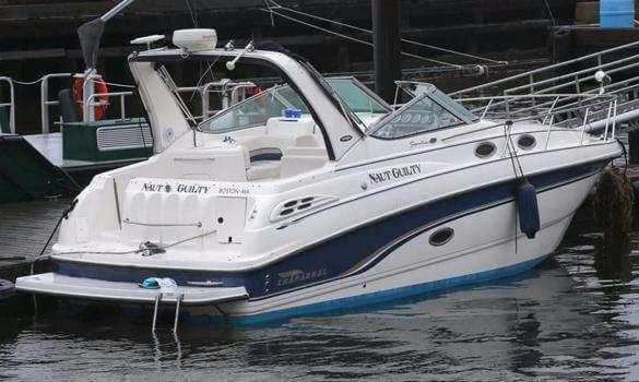 Naut Guilty boat
