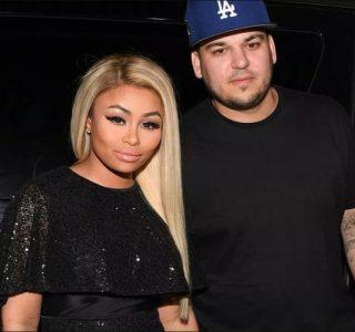 Blac Chyna Sues Kardashian Family For Millions