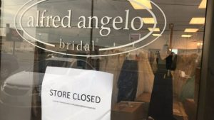 Alfred Angelo closed