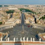 Vatican City Apartment Raided, Drug-Fueled Gay Orgy Inside