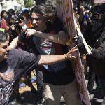 Antifa Members Attack Right-Wing Protestors in Berkeley