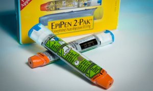 EpiPen Maker Must Pay $465 Million to Settle Lawsuit