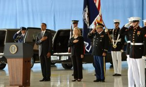 Clinton Benghazi attack
