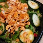 Man Goes Crazy Over Lack of Cucumbers on Wendy's Salad