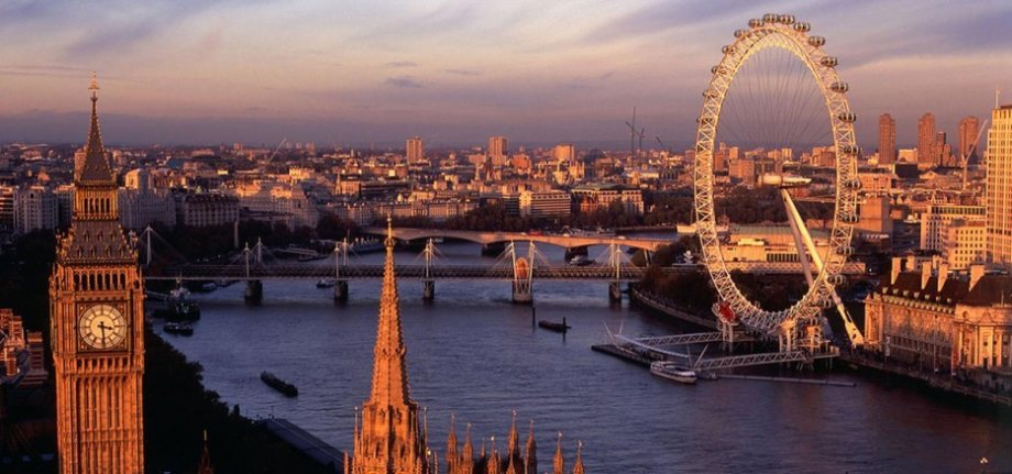 London is the world's most visited city.
