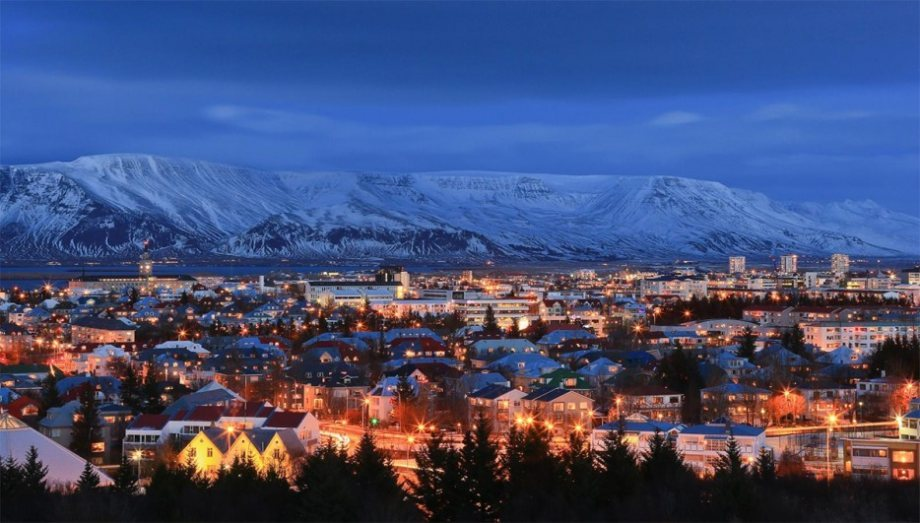 Reykjavik, Iceland is the world's most energy-efficient city.