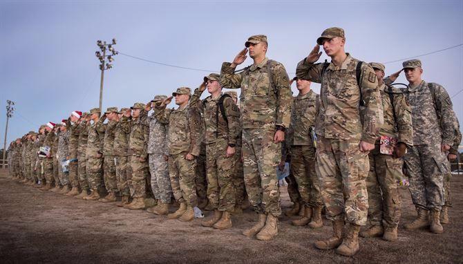 Army scandal