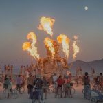 Man Dies from Burns at Burning Man