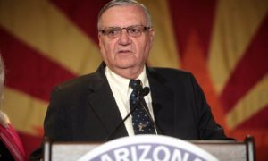 Two Groups File Briefs against Former Sheriff Joe Arpaio's Presidential Pardon