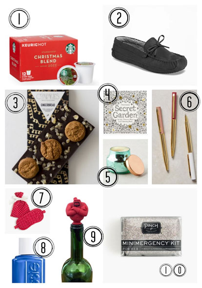 10 Last-Minute Stocking Stuffers Under $20