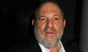 Accused Rapist Harvey Weinstein and Wife Georgina Chapman Separating