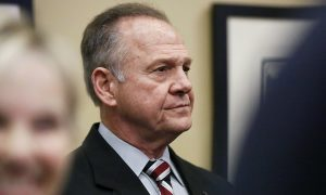 Roy Moore Threatens to Sue Washington Post