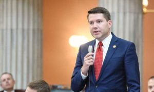 Ohio Rep. Wes Goodman Resigns for Inappropriate Conduct