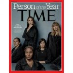 Time Names Silence Breakers of the #MeToo Movement as Person of the Year