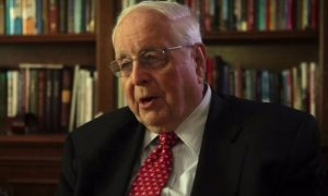 Former Judge Paul Pressler Accused of Sexual Abuse of a Minor