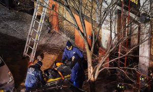 Bronx Fire Victims Blame City for Baby's Actions, Wants $110 Million