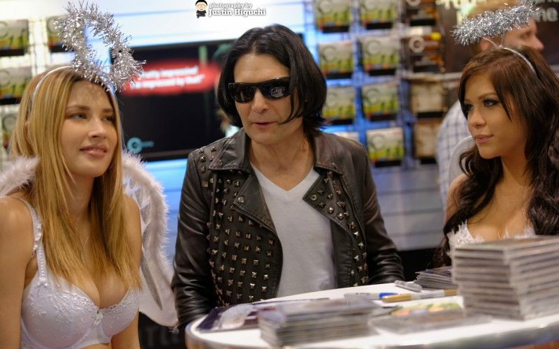 Police Report Filed against Corey Feldman for Groping