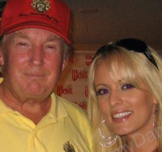Stormy Daniels Claims She's Been Threatened with Physical Violence Because of Trump Scandal
