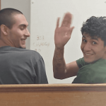 Accused MS-13 Members Laugh and Smile during Murder Trial