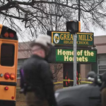 Two Students Shot at Maryland High School