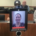 UC Irvine Law Student Attends School Via Robot