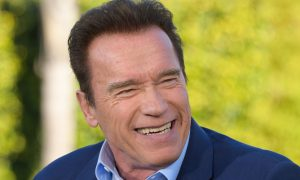 Arnold Schwarzenegger Plans on Suing Oil Companies