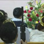 Pennsylvania Church Holds Marriage Ceremony with Guns