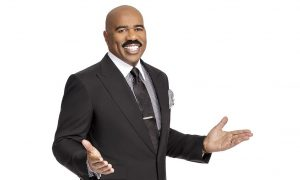 Steve Harvey Accused of Stalking Widow of Fred Berry