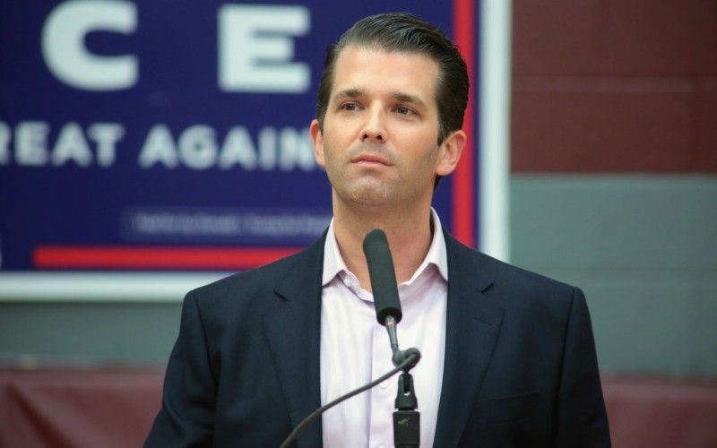 Man Arrested for Sending Powder-Filled Envelopes to Trump Jr. and Others