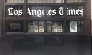 LA Times Union Prepping To Sue Over Pay Gaps