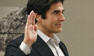 David Copperfield Forced to Reveal Secrets of His Trick, Lucky 13