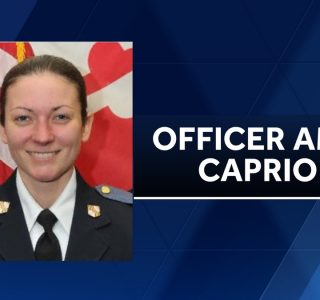 Teenager Arrested for Killing Baltimore Police Officer Amy Caprio