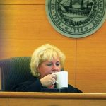 Judge Who Resigned Under Questionable Circumstances Wants Her Pension