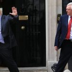 Brexit Leaders Boris Johnson, David Davis Resign