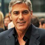 George Clooney Hit By Mercedes in Italy