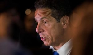 New York Governor Andrew Cuomo Threatens Legal Action if Roe vs. Wade Is Overturned